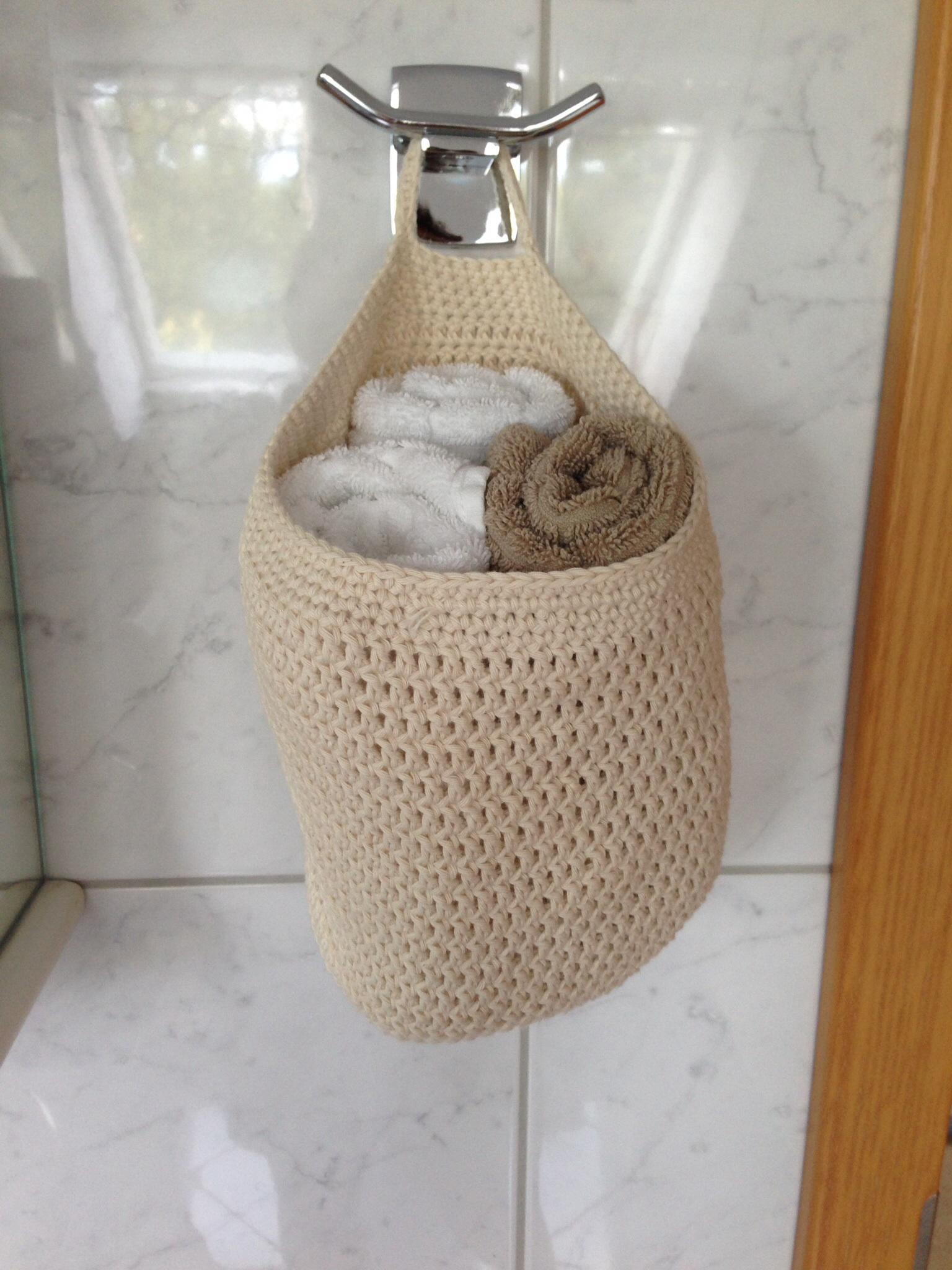 Korb Für Gästehandtücher utensilo für s bad die küche das kinderzimmer den hobbyraum