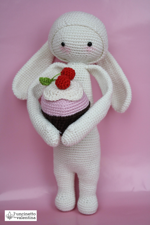Meine lalylala Rita the rabbit Puppe ♥ | valentinahaekelt - Noch ...